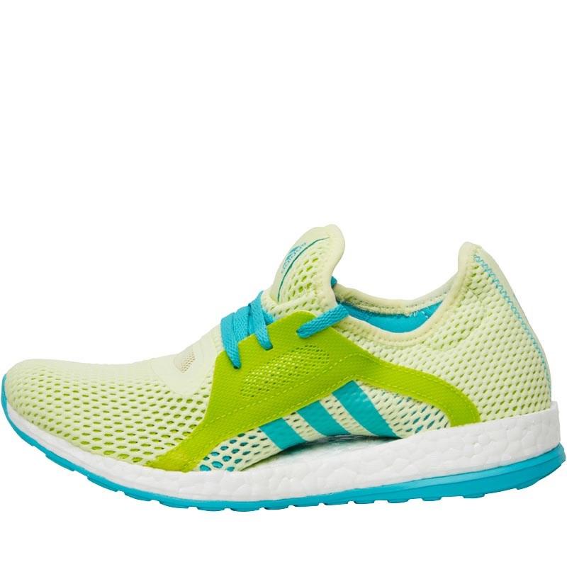 adidas Damen Pure Boost X Climachill Neutral Laufschuhe in vielen Größen