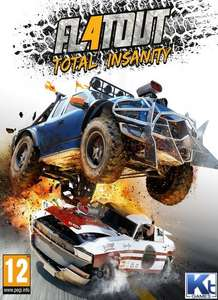 FlatOut 4: Total Insanity (Steam) für 4,93€ (CDKeys)