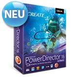 Cyberlink PowerDirector 16 ULTIMATE (deutsche Download-Version) über Kanada