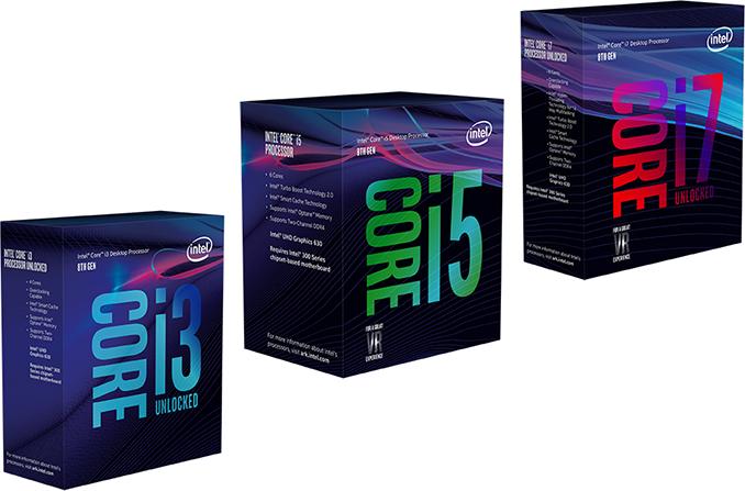 [EbayPlus] Auswahl von Intel-Prozessoren (BOX) - i3-8100 bis 90.88€, i5-8600K bis 239.88€, i7-8700K bis 348.88€