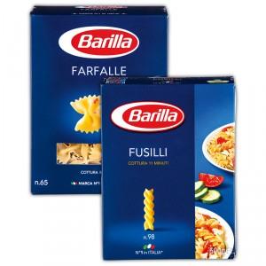 [Norma] Barilla verschiene Sorten für 0,77€ pro 500g-Packung ab 29.01.