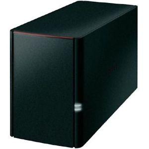 [ebay plus wow] Buffalo LinkStation 220 NAS (ohne Platten)