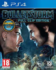 Bulletstorm: Full Clip Edition (PS4) für 14,99€ (Base.com)