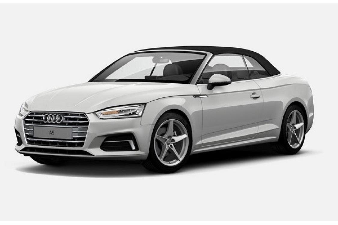 Audi A5 Cabrio sport 2.0 TFSI Leasing // Faktor 0,80 //