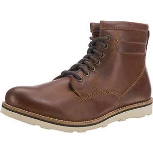 Lederboots Superdry Stirling