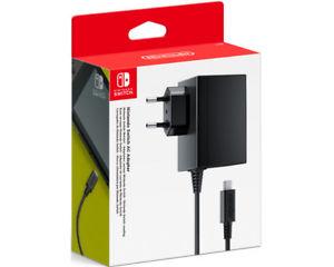 eBay Media Markt original Nintendo Switch Netzteil 10€ + 1,99€ Versand