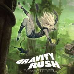Gravity Rush: Remastered (PS4) für 7,99€ (PSN Store DE)