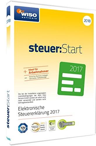 WISO steuer:Start 2018 (für Steuerjahr 2017 / PC)