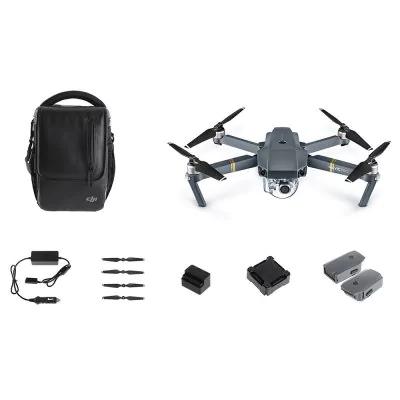 DJI Mavic Pro Mini RC Quadcopter  -  MAVIC PRO COMBO  GRAY