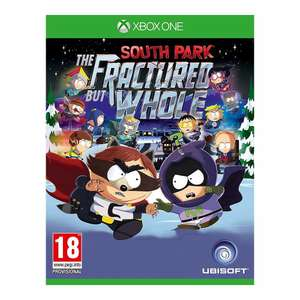 South Park: The Fractured But Whole - (Xbox-One)