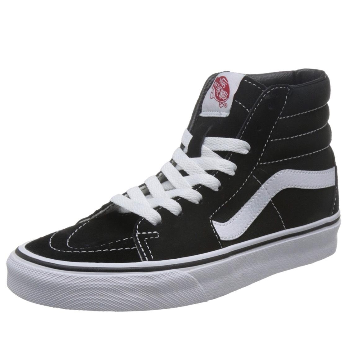 VANS Sk8-Hi Sneakers Schwarz Unisex
