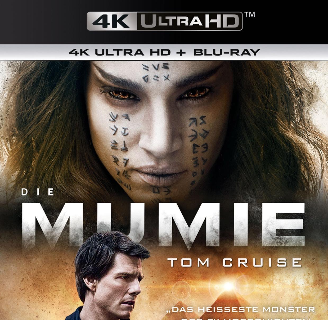 Die Mumie (2017) in 4K und Dolby Vision für 6,99 € im iTunes Store kaufen
