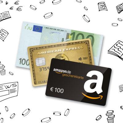 American Express Gold Kreditkarte mit 200€ Bonus + im 1. Jahr gebührenfrei *letzte Chance*