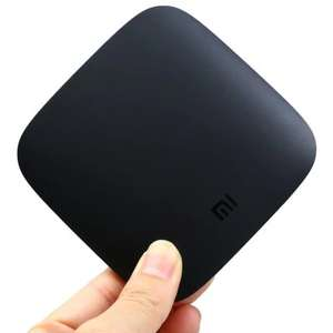 Xiaomi Mi Android TV Box (Internationale Version, offizielles Google Android TV mit Playstore)