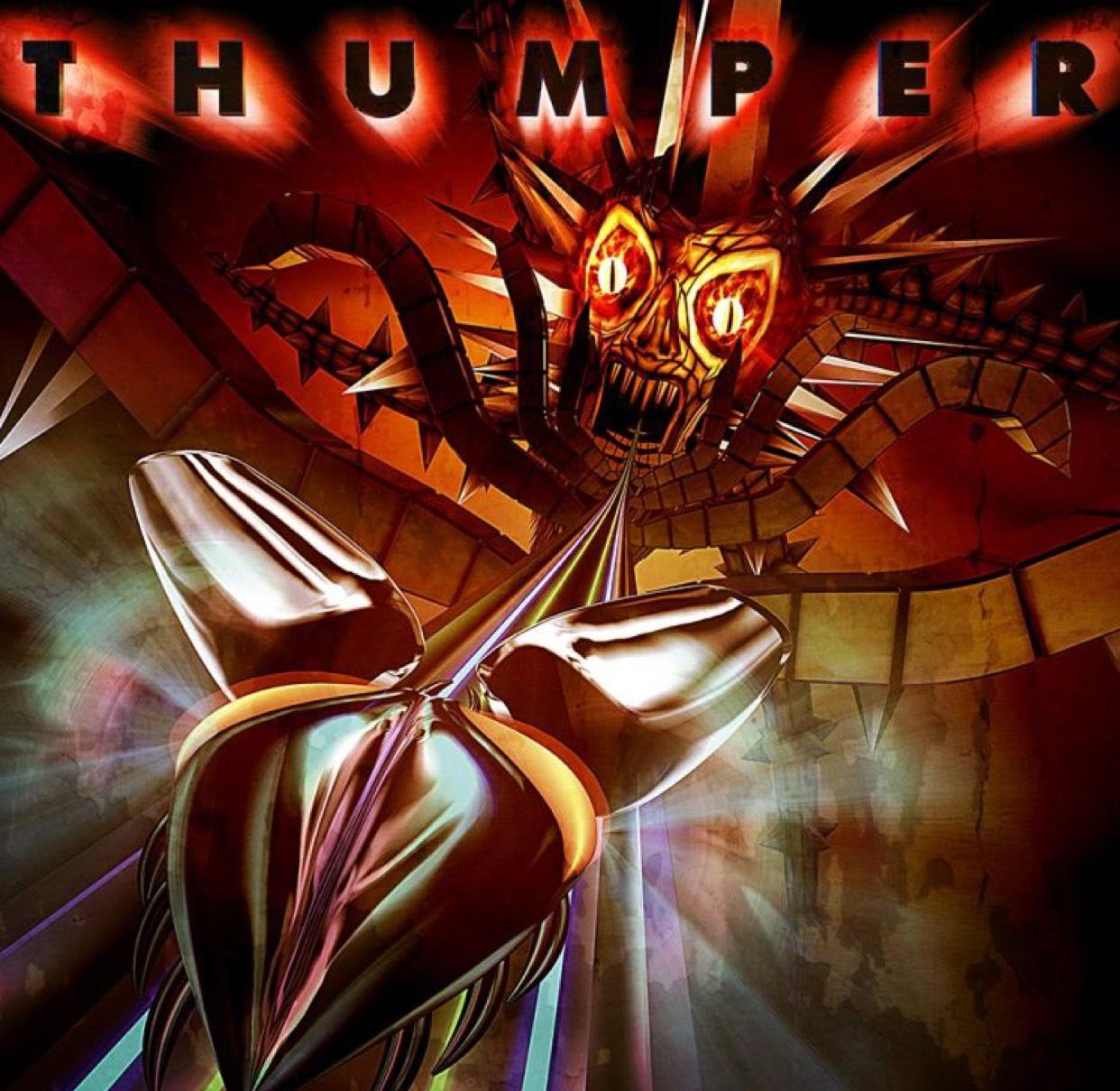 Thumper: Pocket Edition für iOS für 5,49 €. (19,99 € im PlayStation Store und bei Steam)