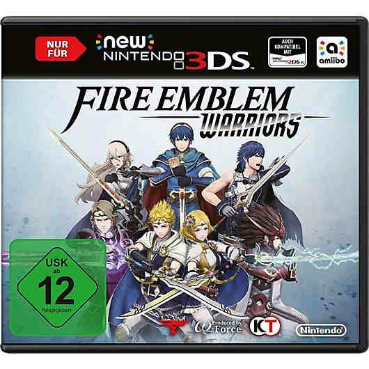 Fire Emblem Warriors(New 3DS)