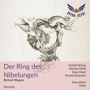 """[Opera Depot] """"Der Ring des Nibelungen"""" (Ausschnitte) als Gratis-Download"""