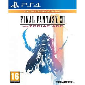 Final Fantasy XII The Zodiac Age Limited Edition (PS4)
