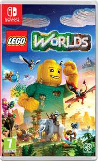 LEGO Worlds (Switch) für 22,60€ (ShopTo)