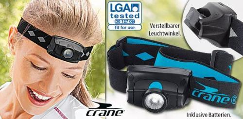 Stirnleuchte mit 1 Watt LED für nur 9,99€ @ALDI-SÜD (!!!) Am kommenden Montag 27.08.2012
