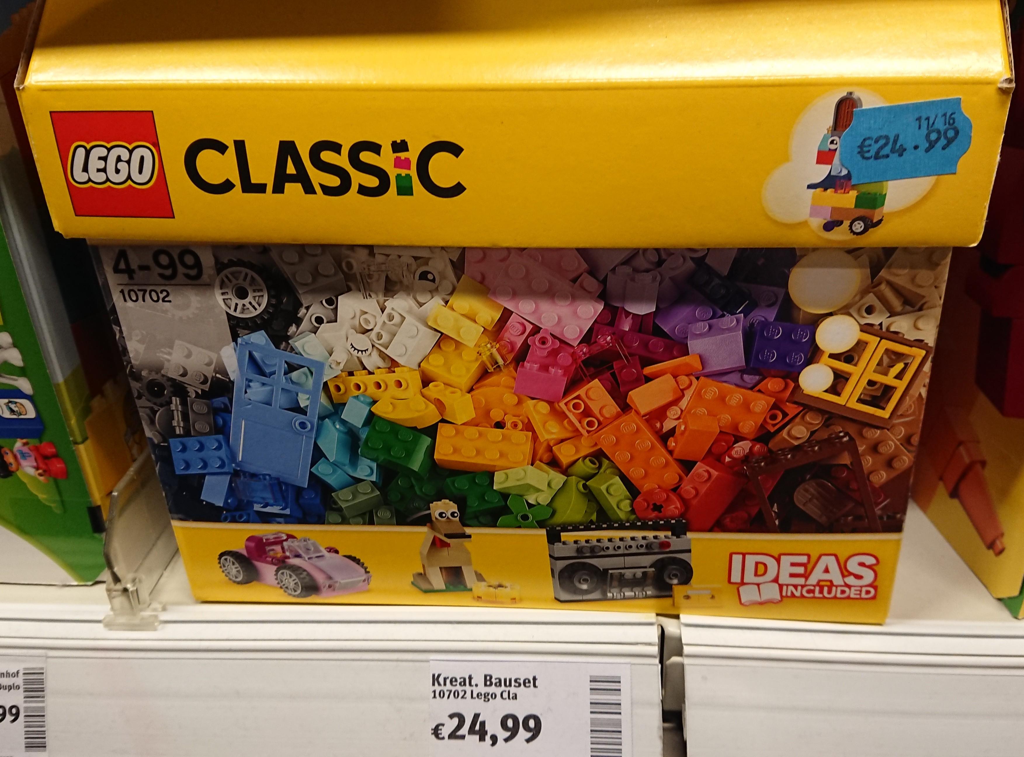 [lokal Lindenberg im Allgäu] LEGO® 10702 Kreatives Bauset
