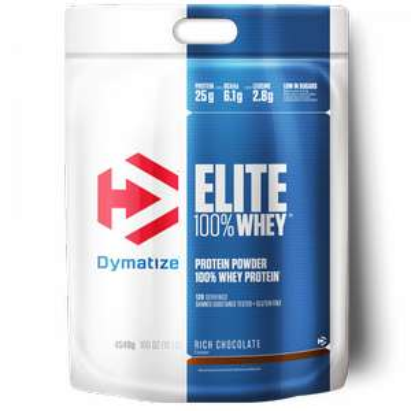 40% Rabatt auf Dymatize Proteinpulver 100% Whey 4,5 KG + Gratis Shaker