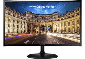 [Saturn] SAMSUNG LC24F390FHUXEN, 24 Zoll curved Full HD Monitor