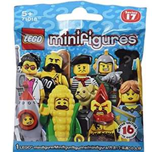[Amazon Pantry] LEGO Minifiguren Serie 17 - 71018