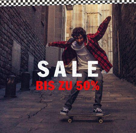 VANS Winter Sale bis zu 50%