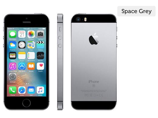 [ibood.de] Apple iPhone SE | 64 GB (versch. Farben)