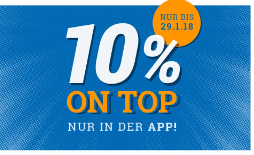 ( Momox App) 10% on Top beim Ankauf von Medien bis 29.1