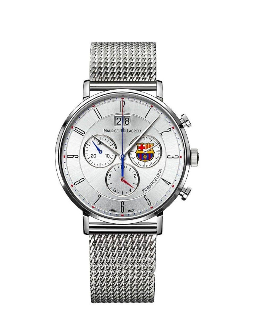 Maurice Lacroix Chronograph Uhr