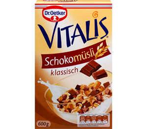 Müsli Dr. Oetker Vitalis nur 1,99 bei Kaufland ab 29.1.