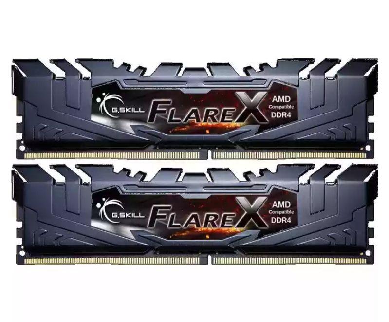 G.SKILL FLARE X 16GB Kit 2400MHz CL 15