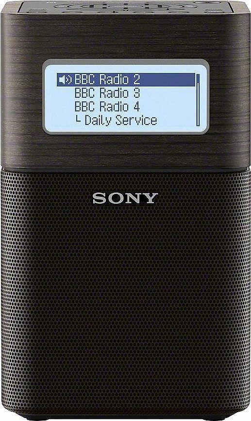 Sony XDR-V1BTD DAB+ Radio (Bluetooth Stereo Lautsprecher) schwarz,weiß oder braun für je 132€ [Amazon.de]