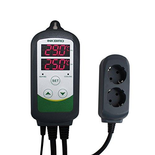 Inkbird ITC-308 Heizen & Kühlen Temperaturregler - Amazon - 27,95 €