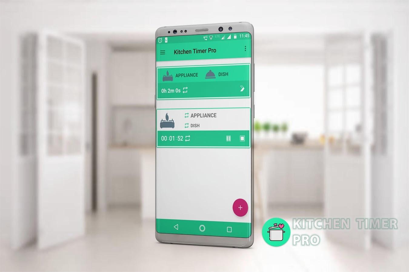 "Gratis ""Kitchen Timer Pro"" im Google Play Store statt 0,59€"