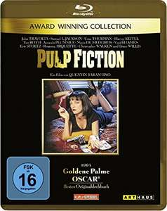 Pulp Fiction Award Winning Collection Blu-Ray