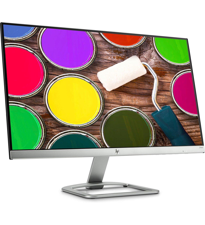 """HP 24ea Ultra Flacher - 24"""" Full HD IPS Monitor, matt, 6bit + FRC, Lautsprecher, VGA, HDMI, für 106,89€ (Brands4friends)"""