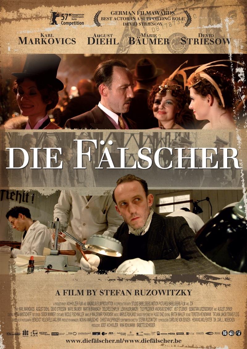 Die Fälscher - kostenfrei in der ZDF Mediathek