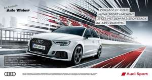 leasing gewerbe audi rs3 sportback 349 netto. Black Bedroom Furniture Sets. Home Design Ideas