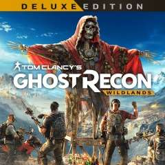 (PSN) Tom Clancy's Ghost Recon® Wildlands - Deluxe Edition (PS4)
