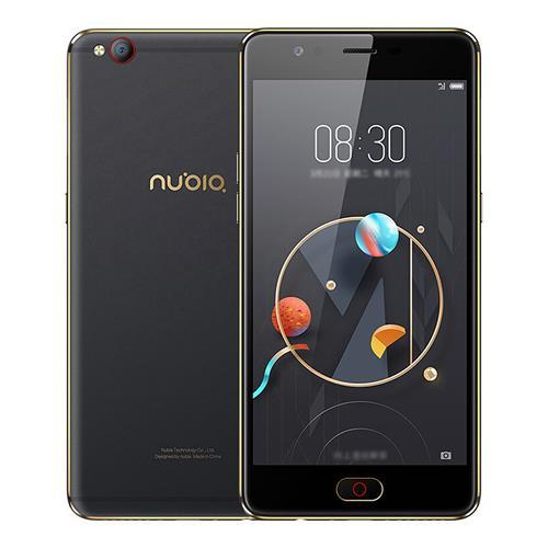 "[Geekbuying] Nubia M2 Global Rom 5.5"" AMOLED 4GB RAM 64GB ROM Snapdragon 625 4G Smartphone (Band 20)"