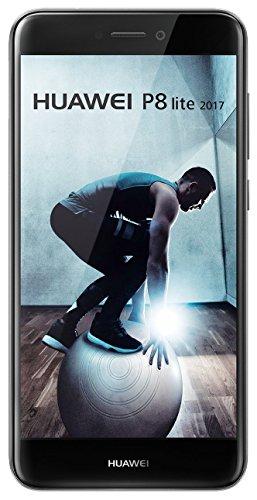 Huawei P8 Lite 2017 Smartphone in schwarz oder weiß (13.2 cm/5.2 Zoll, Full-HD Touchscreen, 16 GB, Android 7.0) bei Amazon