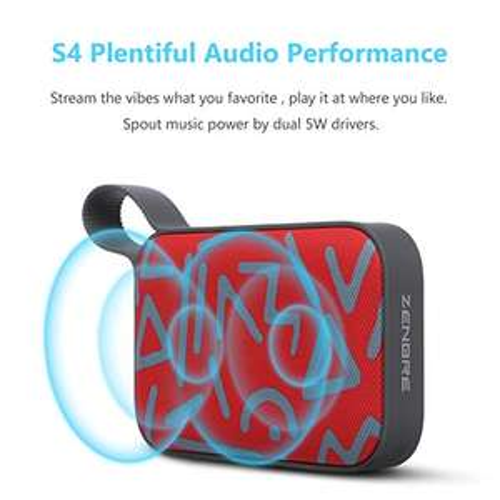 10W Bluetooth-Lautsprecher