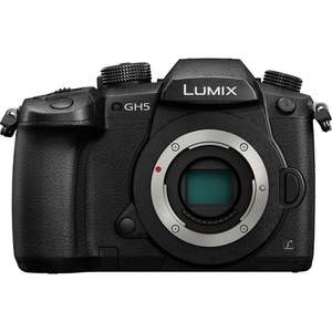 Panasonic Lumix DMC GH5 Body