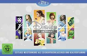 Disneys zeitlose Meisterwerke Limited Edition (Animation & Live Action) (Blu-ray) für 54,99€ (Amazon + Müller)