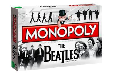 Spielwaren-Angebote bei [Saturn] z.B. Monopoly The Beatles