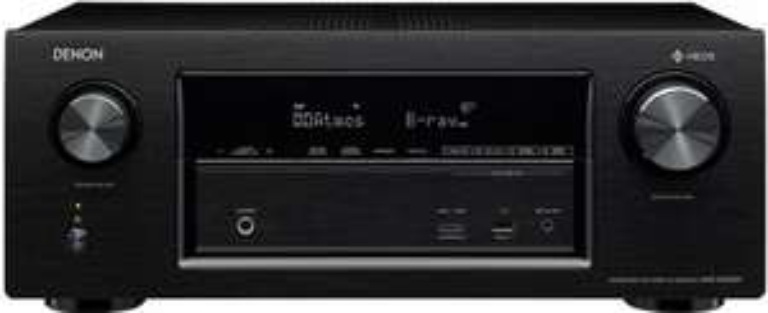 Denon AVR-X3400H mit XT32 inkl. Audyssey, 4K, HDR , BT.2020, uvm....
