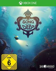 Song of the Deep ( Xbox One )